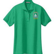 Port Authority Ladies Blend Silk Touch Polo