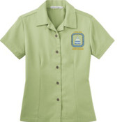 Port Authority Ladies Easy Care Camp Shirt