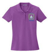 Port Authority Ladies EZCotton Polo.