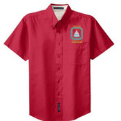 Port Authority Short Sleeve Easy Care Shirt